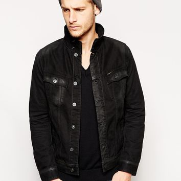 G-Star Denim Jacket - Black