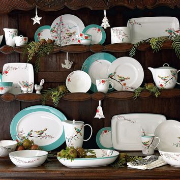 Lenox Chirp Dinnerware | Dillards