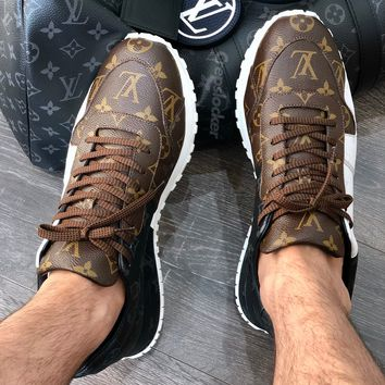shosouvenir Louis Vuitton LV Run Away Sneaker