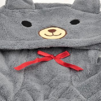 Winter Puppy Clothing Hooded Jacket For Dog