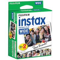 FUJIFILM 16437396 Instax Mini Film Twin Pack