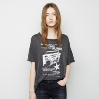 Graphic Vintage Tee by R13