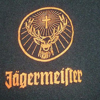 Jagermeister Alcohol Drink Tshirt Size XLarge