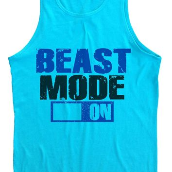 Beast Mode On Mens Tank Top By Womens Tank Tops