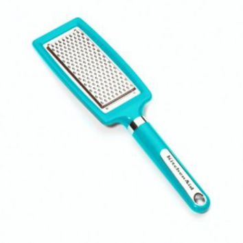 Kitchenaid Classic Flat Grater Turquoise Blue