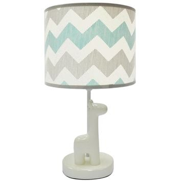 "Uptown Giraffe 20"" Table Lamp"