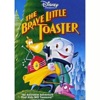 The Brave Little Toaster (Full Frame) - Walmart.com