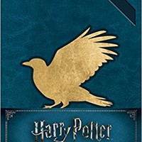 Harry Potter: Ravenclaw Hardcover Ruled Journal Hardcover – February 6, 2018
