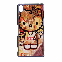 Obey Hello Kitty Sony Xperia Z3 Case