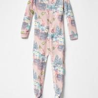 Gap Baby Forest Footed Sleep One Piece