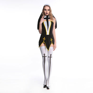 Halloween Apparel Cosplay Custome Uniform [8978892999]