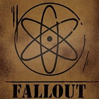 Gravity Falls - Fallout Shelter Poster