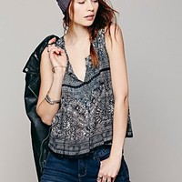 Free People Womens FP ONE Paradise Stars Tank
