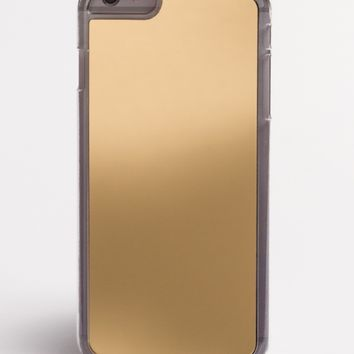 Gold Mirror IPhone 6 Plus Case by Zero Gravity - ShopKitson.com