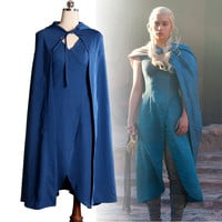 Mother of Dragons Cosplay Costume