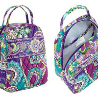 Vera Bradley Lunch Bunch Heather