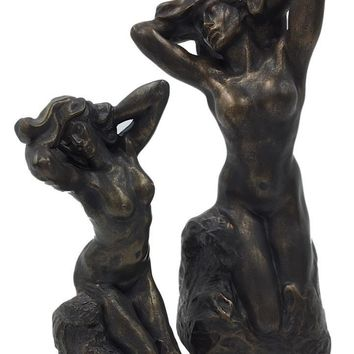 Toilette De Venus Statue The Bather Woman by Auguste Rodin, Assorted Sizes