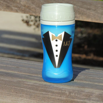Toddler ring bearer sippy cup,personalized sippy cup, kids cups, wedding cup, kids wedding cups, wedding party favor, toddler cup,