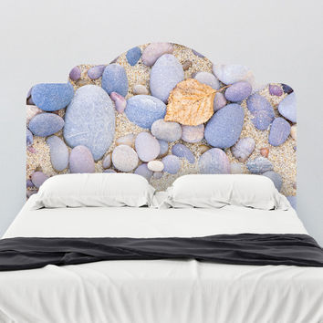 Paul Moore's Pebble Beach Headboard wall decal