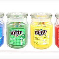$13.99 for Two 18 Oz. M&M's Candles ($29.98 List Price). Seven Scents Available. Free Returns.