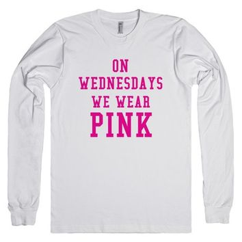 On Wednesdays We Wear Pink | | SKREENED