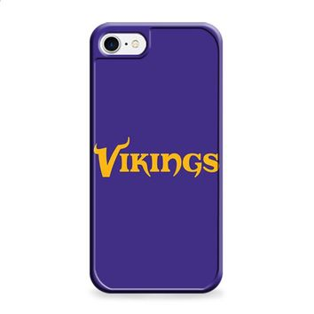Minnesota Vikings Text iPhone 6 | iPhone 6S case