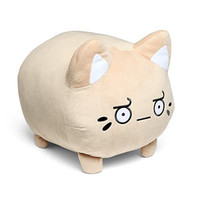 Jumbo Disapproval Meowchi - Beige Exclusive