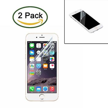 Pack of 2 - Premium Screen Guard Protector For iPhone 6, 6s, 6 Plus, 6s Plus x2