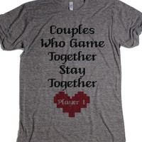 Athletic Grey T-Shirt | Funny Valentines Shirts
