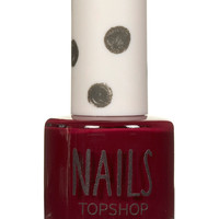 Nails In Rumours And Lies - View All - Make Up - Topshop