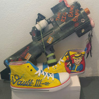Fallout Pipboy Converse