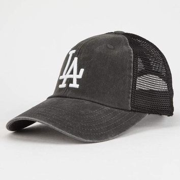 AMERICAN NEEDLE MLB Baseball LA Dodgers Dad Hat