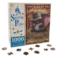 Disney Parks Dumbo Fly Elephant Signature Puzzle 1000 pcs New