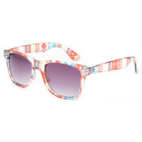 Full Tilt Tribal Crystal Classic Sunglasses Clear Multi One Size For Women 21391092001