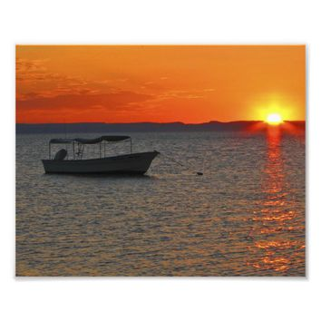 Loreto Mexico Photo Print, No Text
