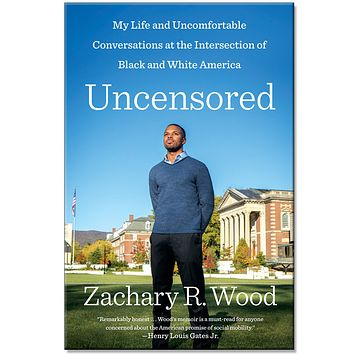Uncensored Paperback Book