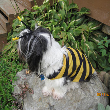 Bumble Bee Halloween Pet/Dog Costume size Medium