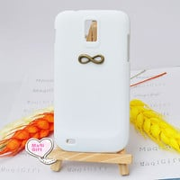 1Xpcs Infinity samsung phone cover for T-mobile samsung GALAXY S2 T989(Hercules) phone case