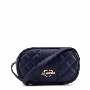 Love Moschino Jc4005Pp16La Women Blue Crossbody Bags