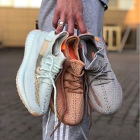 "shosouvenir  Adidas Yeezy Boost 350 V2 ""Clay"" -""True Form"" - ""Hyperspace"""