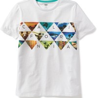 Graphic Crew-Neck Tee for Boys | Old Navy