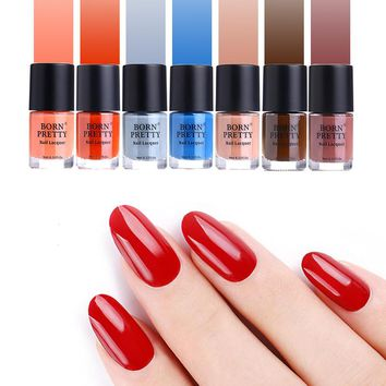BORN PRETTY Peel Off Liquid Nail Polish/ Varnish 9ml