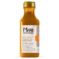 Maui Moisture Curl Quench + Coconut Oil Conditioner for Thick Curly Hair 13 oz