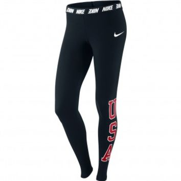 2014 Olympics Nike Women USA Leggings