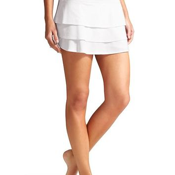 Athleta Womens Stripe Swagger Skort