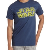 Star Wars Men's Star Logo T-Shirt