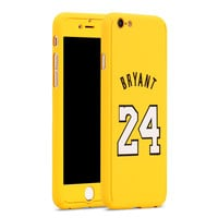 Nba Sports Basketball Star Full Body Protector Case Cover for iPhone 6 Plus/6s Plus Kobe Bryant