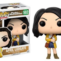 Funko Pop TV Parks & Recreation April Ludgate 13395