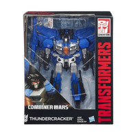 Thundercracker Transformers Generations Combiner Wars Leader Class Action Figure