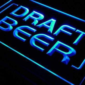 Draft Beer LED Neon Light Sign